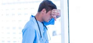 Enfermeiros também ficam doentes