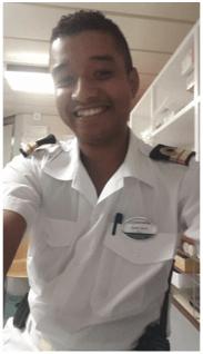 Enfermeiro Daniel Araújo Alves