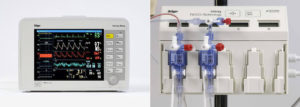 Equipamentos - Monitoramento da Pressão Arterial Invasiva